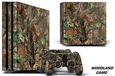 Skin Decal Wrap For PS4 PRO Playstation 4 Pro Console + Controller Stickers CAMO