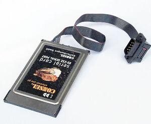 CONSEL PCMCIA -> RS-232 RS232 SERIAL KARTE 9-PIN TREIBER FÜR WINDOWS 2000 WIN XP