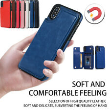 Flip Leather Wallet Magnetic Case Cover For iPhone SE 2020 11 Pro Max  XS XR 8 7