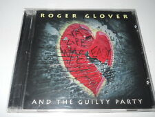"Roger Glover And The Guilty Party ""If Life Was Easy"" CD (Eagle Records 2011 USA)"