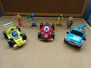 Roary The Racing Car Vehicle & Figure Bundle Job Lot