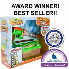Nature Bound Toys Bug Vacuum and Critter Barn Bug Hunter Set