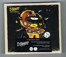 D-BANGERZ - BOÎTE À MUSIQUE - 2013 - 2 CD SET - NEUF NEW NEU