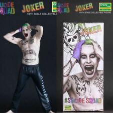 CRAZY TOYS DC JOKER SUICIDE SQUAD COLLECTIBLE STATUE MODEL ACTION FIGURINES TOY
