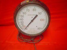 New listing Rare Vintage Centigrade Demonstration Thermometer Atomic Laboratories Steampunk