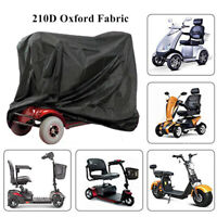 """55x26x36"""" Mobility Scooter Storage Cover Wheelchair Waterproof Rain Protection"""