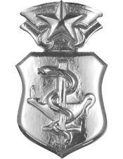 USAF Badge (AF-371C) Chief Nurse No Shine