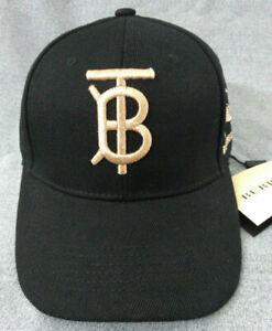 Burberry TB Hat Baseball Cap Adjustable Snapback Men Women Outdoor Cap