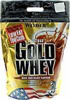 Weider Gold Whey Proteina de calidad en bolsa de 2 kilos sabor Chocolate