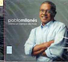 Pablo Milanes Como Un Campo De Maiz  CD New Sealed