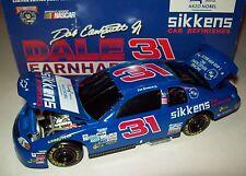 Dale Earnhardt Jr 1997 Blue Sikkens #31 Rookie 1/24 NASCAR Diecast BWB Rare