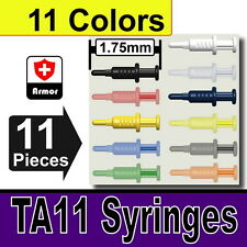 Toy Medical Syringes (W275) for Brick Minifigures