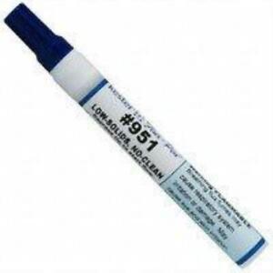 Kester Flux Pen Low-Solids, No-Clean 10Ml