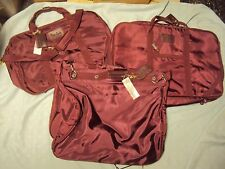 Pierre Cardin 3 Piece Carry-on Luggage Set New With Tags!