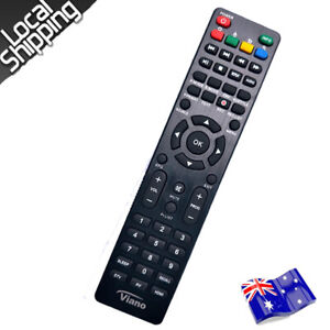 Remote Control For Viano LTV32HD LTV47FHD LEDTV42FHD Smart LCD LED HDTV TV