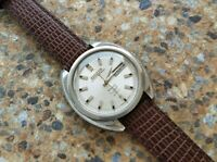 Vintage Citizen Seven Star Deluxe 23 Jewels Automatic November 1968 40mm