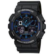 Casio G-shock Ga-100-1a2er Neu/ovp