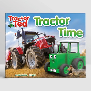 Tractor Time Story Book