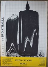 Enzo CUCCHI: offset litografico, offset litografo Tipografo, firmato a mano