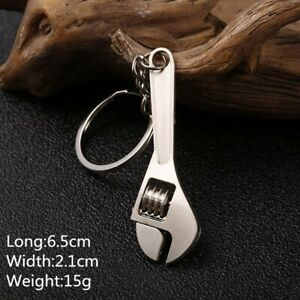DIY Keychain Car Combination Tool Key Ring Portable Mini Utility Pocket Clasp