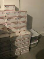 8lb box of lego, large flat rate box of lego, approx 8lb of legos, bulk lego lot