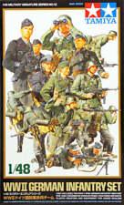 Tamiya 1/48 scale WWII German Infantry Set