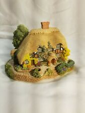 "Lilliput Lane ""Honeysuckle Cottage"" 1992 Signed by Artist Ray Day"