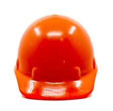 Fibre-Metal Construction Hat,Orange,Union Made in USA