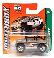 Matchbox 1-75 DieCast Material Vehicles