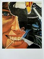 FRITZ KÖTHE - Kunstblatt/ Kunstdruck/ Offsetdruck - 1974