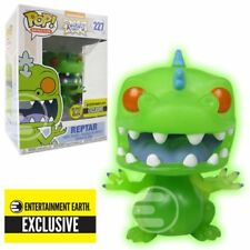 Funko POP Animation: Rugrats - Reptar Exclusive GLOW IN THE DARK LIMITED! MINT!