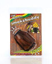 Smoke Buddy Original Wood Personal Air Odor Purifier Cleaner Filter + Key chain