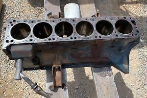 N42 Engine Block off Datsun 260Z. Stroker Candidate. STD Bore.  T1-  3
