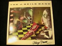 The J. Geils Band Freeze Frame 1st Press LP EMI SOO-17062 1981 NM