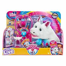 Little Live Pets 28863 Rainglow Unicorn Vet Set No Colour