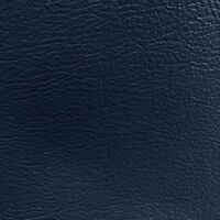 Navy Contract commercial grade upholstery vinyls Faux Leather fabric per yard