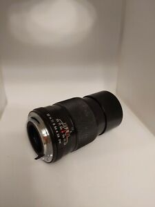 Vivitar 135mm SMS 1:28 MC Telephoto, 52mm for Pentax camera J10
