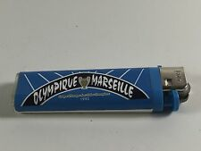BRIQUET DE COLLECTION VINTAGE TABAC  FOOT 1993 OM MARSEILLE   EMPTY