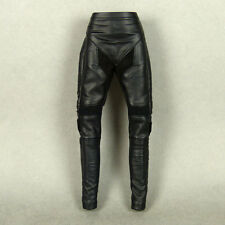1/6 Virtual Toys, Hot Toys, Play Toy - Judge Dredd Female Black Leather Pants