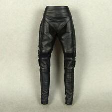1/6 Virtual Toys, Hot Toys, Play Toy - Judge Dredd Female Black Leather Pants