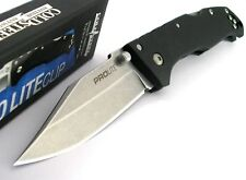 Cold Steel PRO LITE Clip Point Folder 4166 German Steel TriAd Lock Knife 20NSC