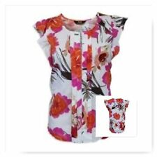 Dorothy Perkins Scoop Neck Floral Tops & Shirts for Women