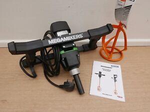 REFINA MEGAMIXER MM21 240V 1300W  MIXER DRILL & 140MM PADDLE