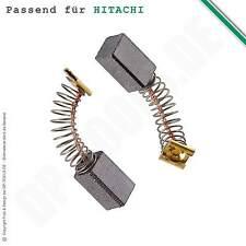 Spazzole Carbone Carbone Motore Per Hitachi cj110m 6,5x7,5mm tipo 999-041