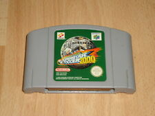 INTERNATIONAL SUPERSTAR SOCCER 2000 DE KONAMI PARA LA NINTENDO 64 N64 USADO S/C