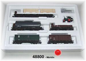 Märklin 48800 Güterwagen-Set der ÖBB 5-teilig#NEU in OVP#