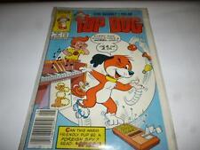 MARVEL- STAR COMICS- THE SECRET LIFE OF TOP DOG- JUNE 1984- EXC- H22