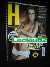 Ingrid Martz #112 Revista H Para Hombres Mexican Complete Your Collection