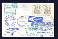 49531) LH Olympiade SF Frankfurt - Tokio/Nagano 2.2.98, MS Berlin Brasilien