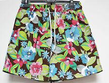 M&S  pantaloncini boxer costume da bagno stile hawaiano Mis M-L